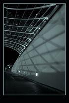 Schatten in der Nacht