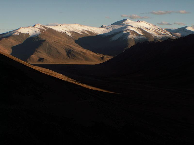 schatten in ladakh