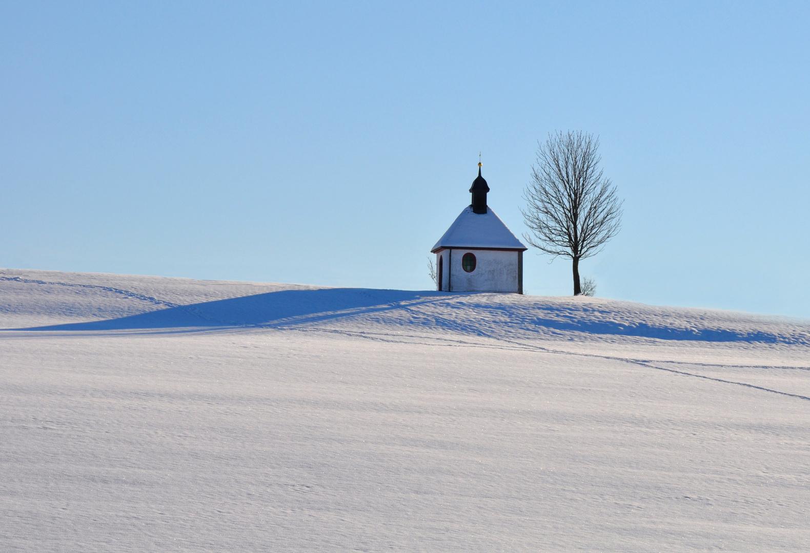 Schatten Kapelle