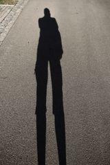 """""""Schatten meiner selbst"""""""
