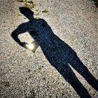 Schatten mit Herz