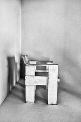 Schatten mit Stuhl