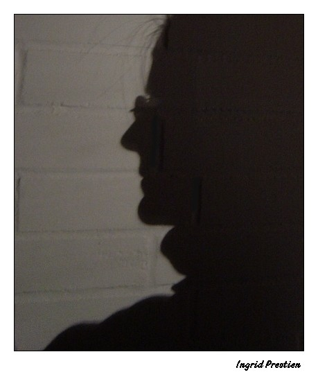 Schatten-Self-Portrait