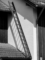 Schatten.Geländer