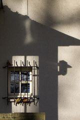 Schattenspiel mit Fenster