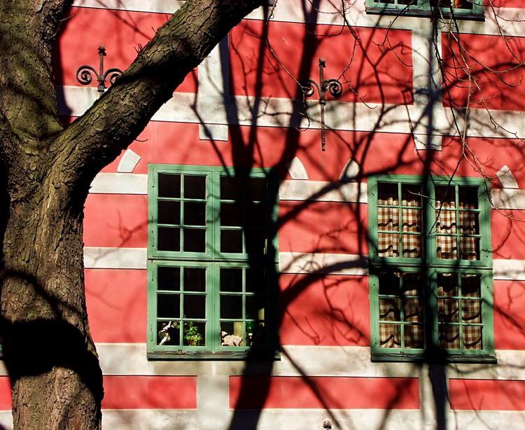 Schattenspiele in Stockholm