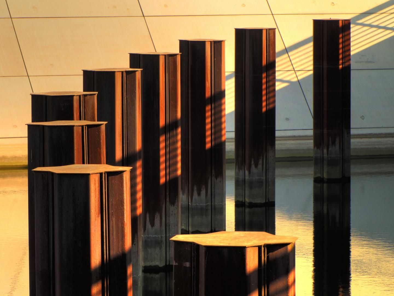 Schattenspiele Innenhafen Duisburg