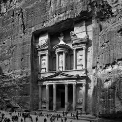 Schatzhaus der Nabatäer, Petra, Jordanien