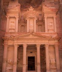 Schatzhaus des Pharao in Petra