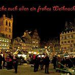 Schatzkästchen von Trier der Hauptmarkt