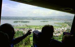 """""""Schau, der Zürichsee!"""""""