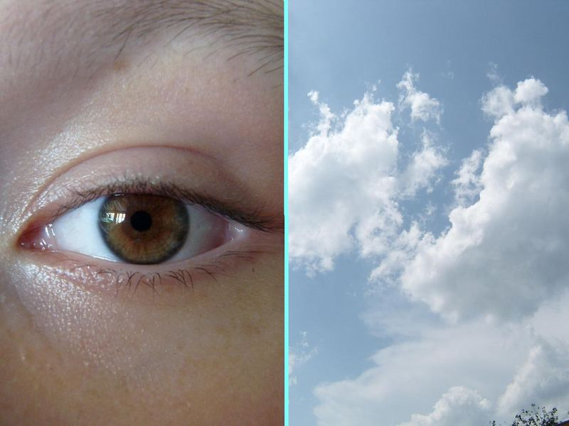 Schau in den Himmel und wünsch dir was