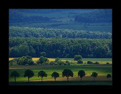 Schau ins Land... - oder: Tiefenillusion durch Kulissen und Schichten...
