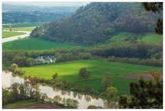 Schau ins Land vom Schauinsland aus - (mit Kompositions-Analysen)