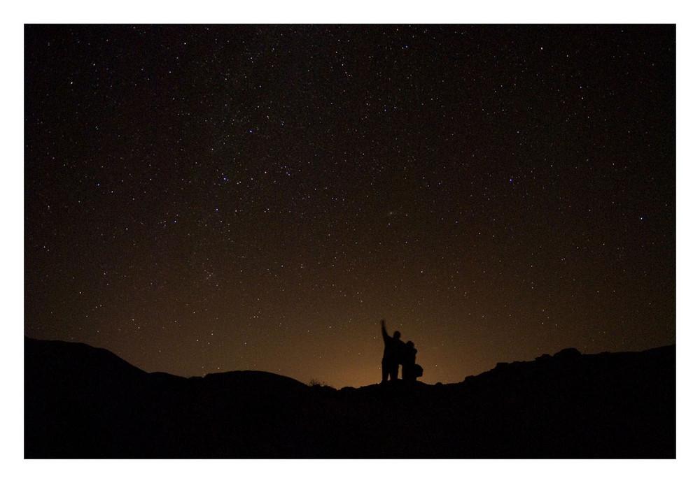 """""""Schau mal hoch zu den Sternen"""""""