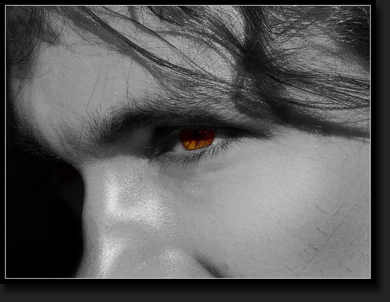 Schau mir in die Augen... ;)