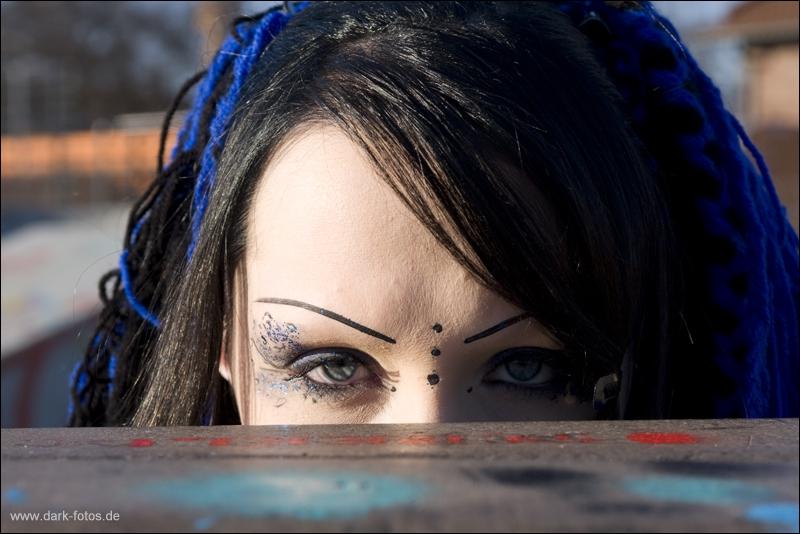 Schau mir in die Augen ^^