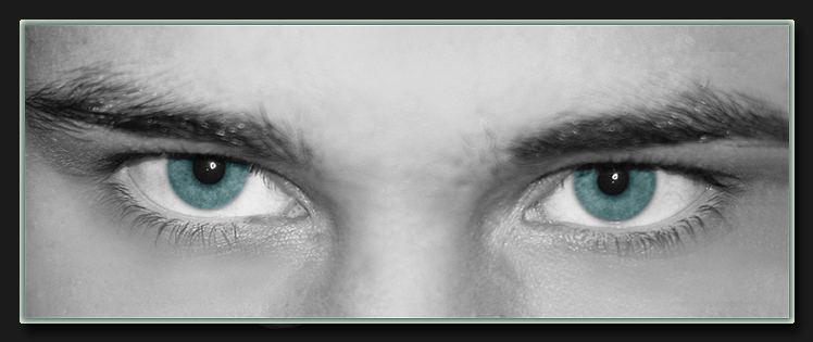 ...schau mir in die Augen...