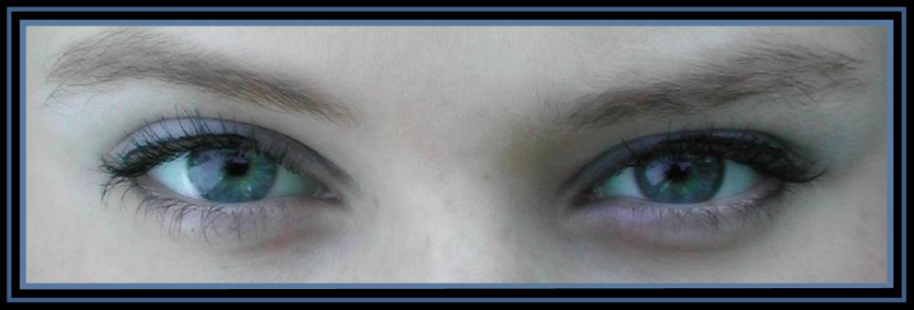 Augen Werden Kleiner