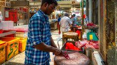 Schauen wir mal was es in Little India zu sehen gibt (VII)