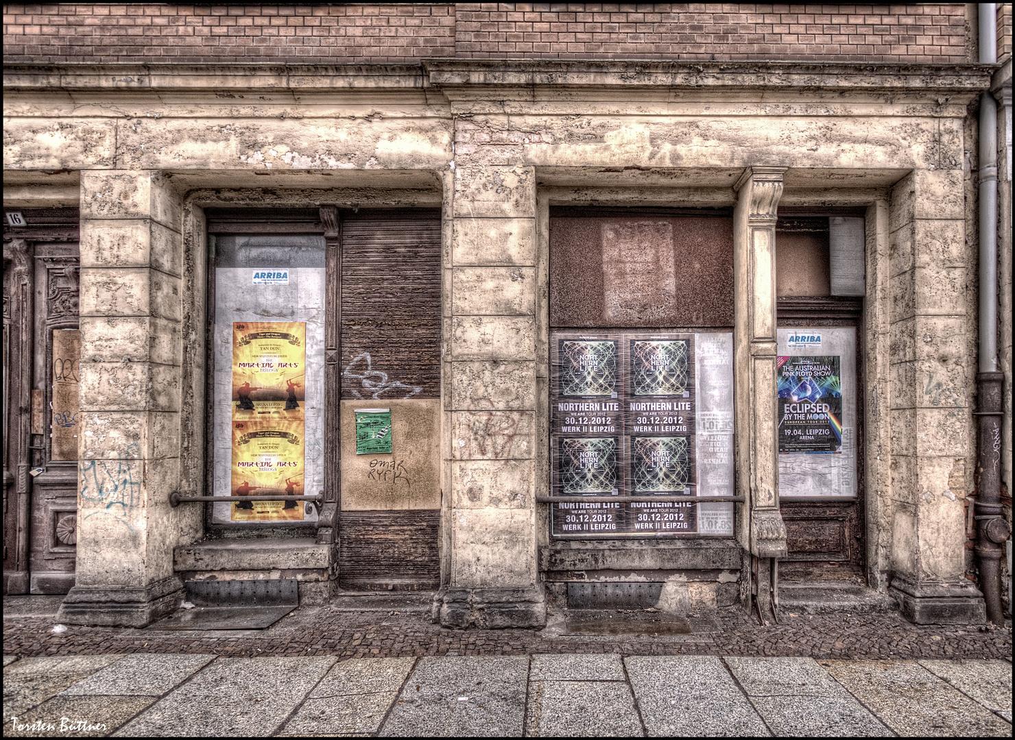 Schaufenster-Bummel