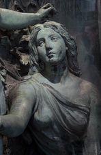 Schaufenster-Skulptur