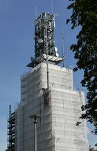 Schaumbergturm Dauerbaustelle