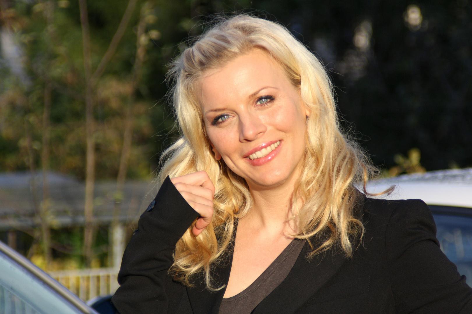 Schauspielerin Eva Habermann