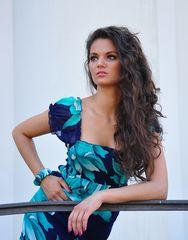 Schauspielerin Luana Rodriguez
