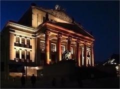 Schauspielhaus am Gendarmenmarkt