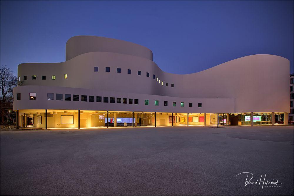 Schauspielhaus Düsseldorf ....