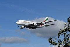 Scheichbesuch bei Airbus?
