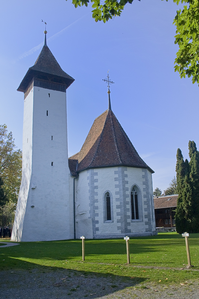 Scherzlig Kirche in Thun