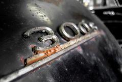 Scheunenfund Mercedes-Benz 300 S