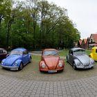 Scheunenviertel Steinhude, Käferparade
