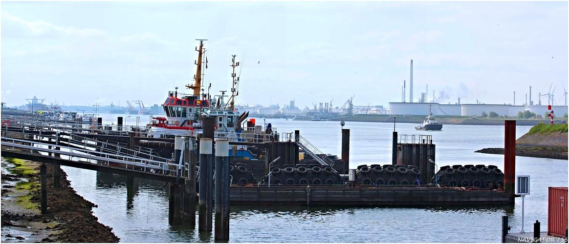 Scheurhaven / Calandkanaal / Rotterdam