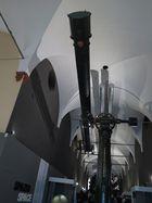 Schiapparelli's refractive telescope