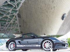 Schiches Auto>schickes Dach