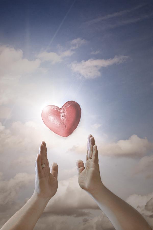 schick dein Herz auf die Reise ...