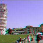 Schiefer Turm von Pisa (2)... (3D+MPO-Link)