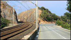 .Schiene vs Strasse.