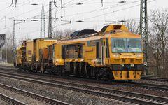 Schienenfräse 9980 9427 005-0 D-PAA von Porr Austriarail