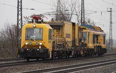 Schienenfräse Linsinger 9980 9427 005-0 D-PAA