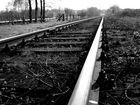 Schienenstrang zu VEBA- ÖL in Gelsenkirchen