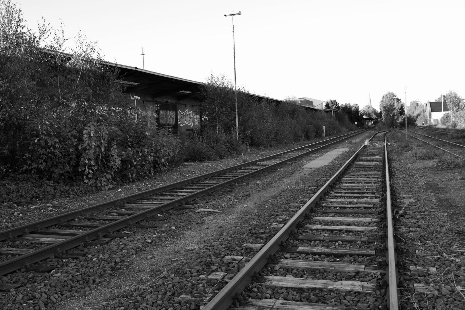 Schienenverkehr Bocholt