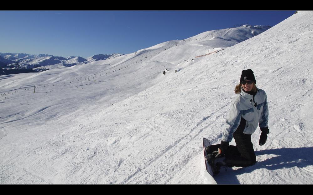 Schifahren Winter 08/09