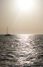Schiff und Sonne...
