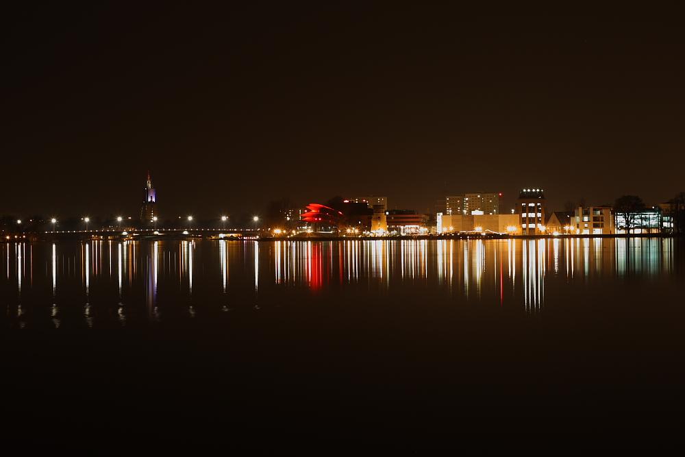 Schiffbauergasse-Skyline