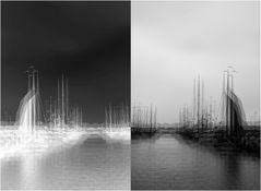schiffe in  büsum