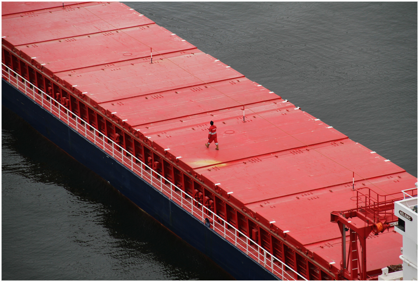 Schiffe laufen ... aus meiner Sicht !